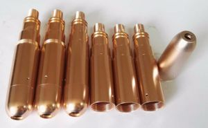 Precision Customized Copper CNC Processing Machine Parts pictures & photos