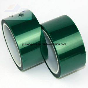 High Temperature Resistance Masking Polyester Tape (Green)