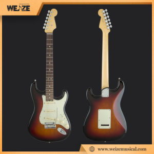 Chinese Cheap St Hot Style Electric Guitar pictures & photos