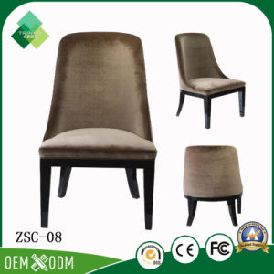 New Design of Beech Living Room Chair Sales Online (ZSC-08) pictures & photos