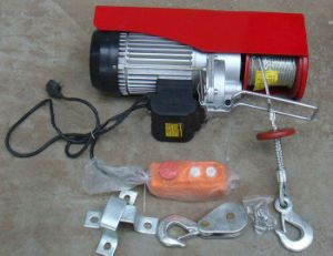 PA Mini Electric Hoist 480W with DC Control pictures & photos