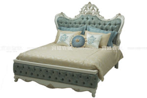 Classical Wooden Bedroom Furniture (FB-B7001A-2) pictures & photos