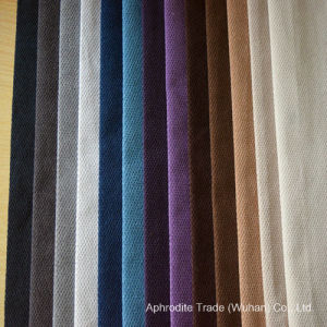 100% Polyester Woven Jacquard Velour Fabric for Sofa pictures & photos