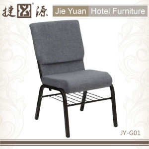 Iron Frame Church Chairs for Sale (JY-G01) pictures & photos