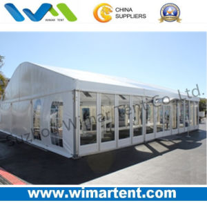 15X15m Dome Roof Tent with Glass Wall for Wedding Receiption pictures & photos