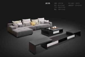 Modern Fabric Cheap Corner Sofa for Living Room Furniture Jb137b pictures & photos