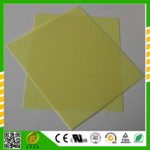 G10 Fr4 Epoxy Glass Fiber Resin Sheet pictures & photos
