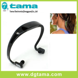 HD Voice Stereo Music Bluetooth Headset Handsfree Wireless Neckband Headphone pictures & photos
