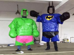 2016 New Design Inflatable Sumo Wrestling Suits pictures & photos