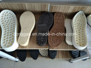 Polyurethane Shoe Soles Casting Machine pictures & photos
