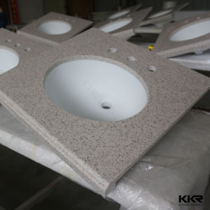 Lowes Bathroom Countertop Marble Vanity Top pictures & photos