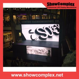 P3 Outdoor Full Color LED Sign pictures & photos