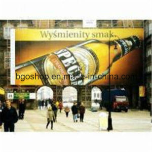 PVC Mesh Banner Plastic Mesh Digital Printing (500X1000 18X12 270g) pictures & photos