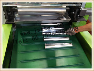 Automatic Aluminum Foil Roll Rewinder pictures & photos