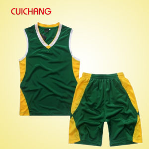 Custom Polyester Basketball Jersey, Basketball Uniform pictures & photos