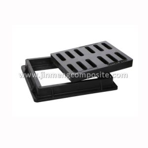 Light Duty Cover B125 Diameter 495X640mm Rain Grating Complete with Frame in Accordance with BS En124 Standard pictures & photos