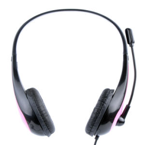 on Sales Wired USB Computer Around Ear Headphone for Children Quality Guarantee pictures & photos