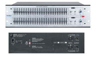 Dn360 Professional 2 Channel Stereo Graphic Equalizer Equaliser pictures & photos