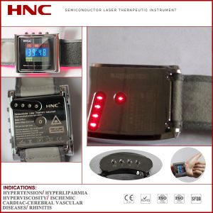 Rhinitis Therapeutic Equipment 650nm Semiconductor Low Level Laser Therapy pictures & photos