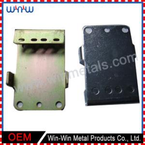Custom Metal Sheet Stamping Parts Metal Bracket (WW-SP0628) pictures & photos