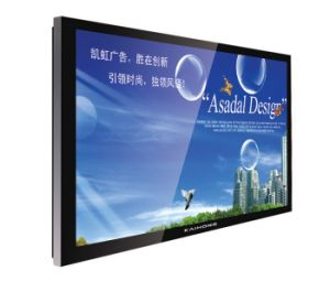 "32"" Wall-Mounted LCD Display Android System Advertising Player"