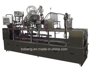 Large Three Line Ice Cream Filling Machine pictures & photos