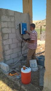 5.5kw Solar Water Pumping Inverter
