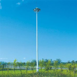 25m Outdoor High Mast Lighting Manufacturer with All Production Line pictures & photos
