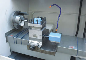 Ck6136 High Torque and Speed Centralized Lubrication Large Spindle Bore Torino CNC Machine Tools pictures & photos