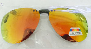Plastic Glass of Clip Sunglasses for Men pictures & photos