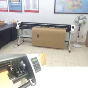 Large Format HP45 Plotter for CAD Cem Garment Plotter pictures & photos