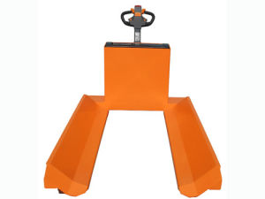Electric Paper Roll Pallet Truck pictures & photos