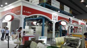 Three Layers SMS PP Spun Bond Nonwoven Fabric Machine pictures & photos