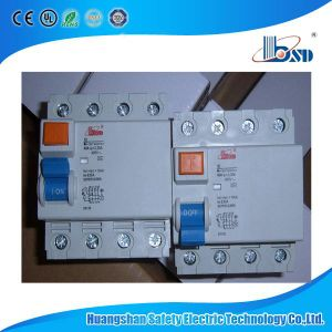 Electro Magnetic Earth Leakage Circuit Breaker RCCB with Ce Certificate pictures & photos