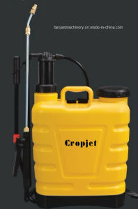 16L Plastic Knapsack Pump Sprayer for Agriculture Use pictures & photos