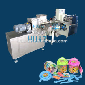 Play Dough Extruder Plasticine Packing Machine pictures & photos