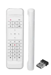 Manufacture Wholesale HTPC TV Remote Control pictures & photos