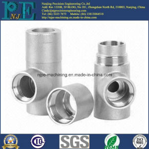 Precision Stainless Steel CNC Machine Fittings pictures & photos
