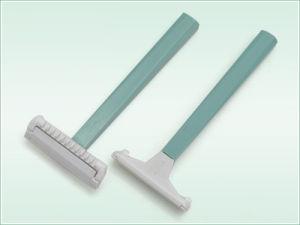 Medical Single Blade Disposable Razor (KD-P1011) pictures & photos
