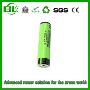 NCR Panasonic 3400mAh NCR18650b 3.7V Rechargeable Li-ion Battery pictures & photos