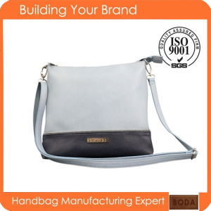 Wholesale High Quality Lady PU Cross Body Bag (BDM123) pictures & photos