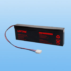 6V4ah Lead Acid Rechargeable Battery with Cable Plug