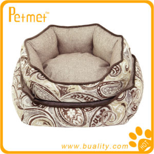Oblong Pet Bed with Removable Cushion (PT38250)