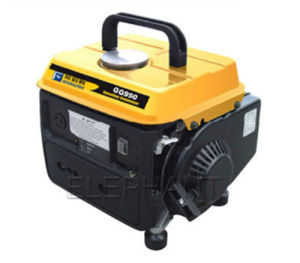 5.0kVA Portable Gasoline Generator for Home pictures & photos
