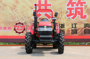 80HP 4WD 804 Farm Tractor Agricultrual Tractor Factory pictures & photos
