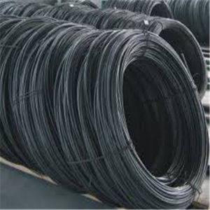Hot Rolled SAE 1008b Low Carbon Coils Steel Wire Rod Manufacture pictures & photos