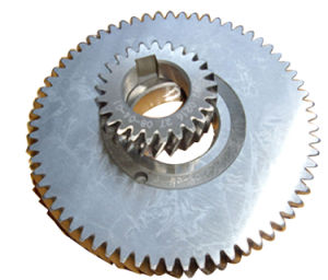 Industry Equipment Gear Wheel Gear Motor for Air Compressor pictures & photos