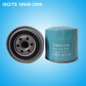 Oil Filter 15208-W1116 pictures & photos