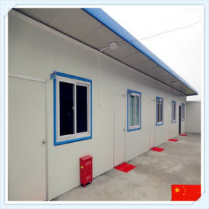 China Wiskind High Quality Green Light Steel Prefabricated Home pictures & photos