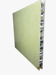 15mm Thick GRP Honeycomb Panels pictures & photos